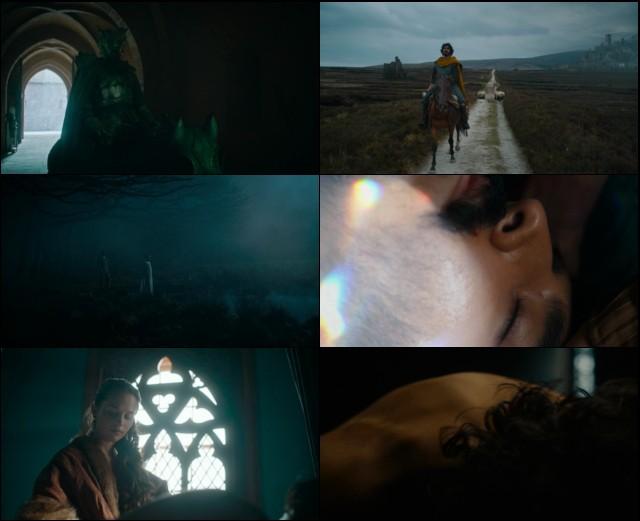 El caballero verde [The Green Knight] (2021) HD 1080p y 720p